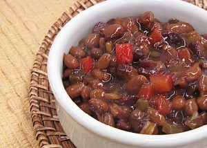 Sizzlin' Baked Beans