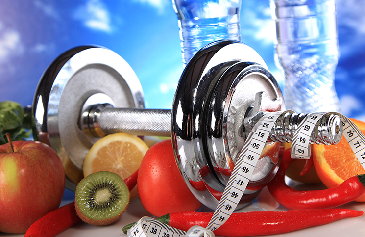 the effect of adequate nutrition and exercise