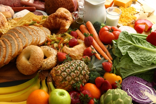 raw food in diet