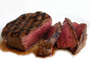muscle building food-lean meat