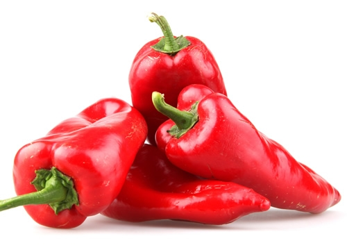 workout food - chili-pepper