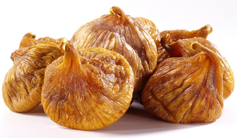workout food - dried fig