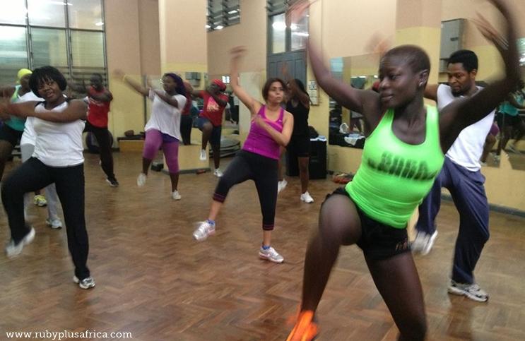 Kukuwa African Dance Exercise Workout