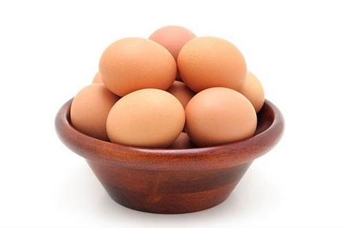 Liver food - Eggs