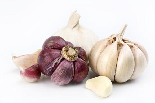 Liver food - Garlic