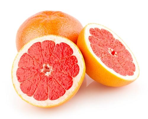 Liver food - Grapefruit