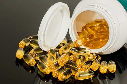 losing weight - supplements help