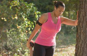weight loss in running
