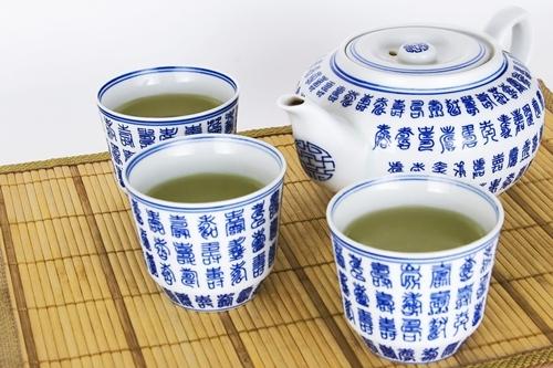 health guide - green tea