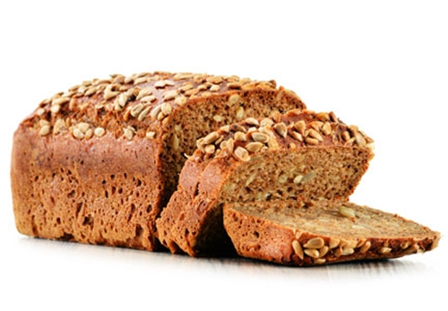vegetarian foods - whole wheat bread