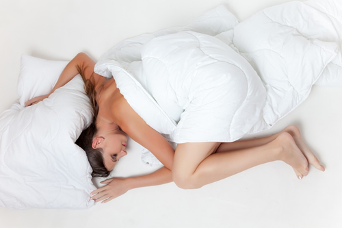 weight loss tip - get enough sleep