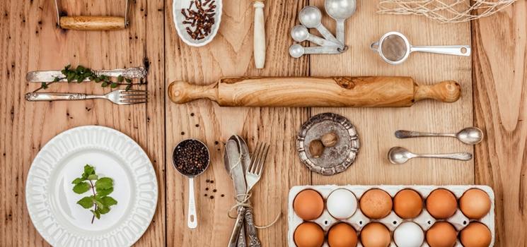 beautiful kitchen tools