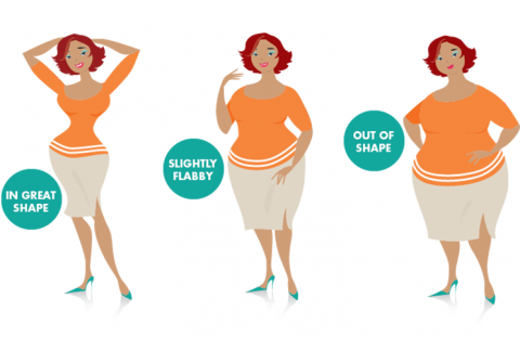 shape-up-ladies