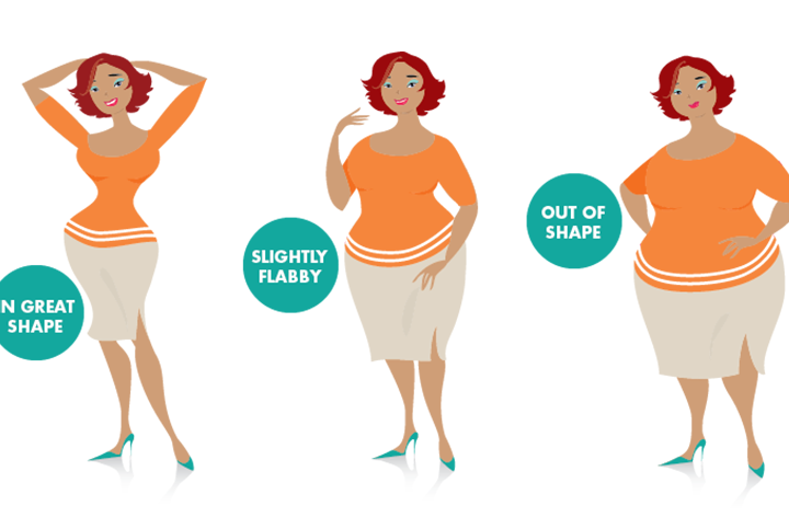 Shape Up: Learn Some Easy Ways To do this