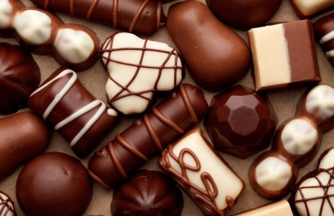 chocolate cover photo
