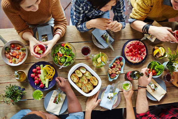 Healthy Eating- Making Healthier Food Choices