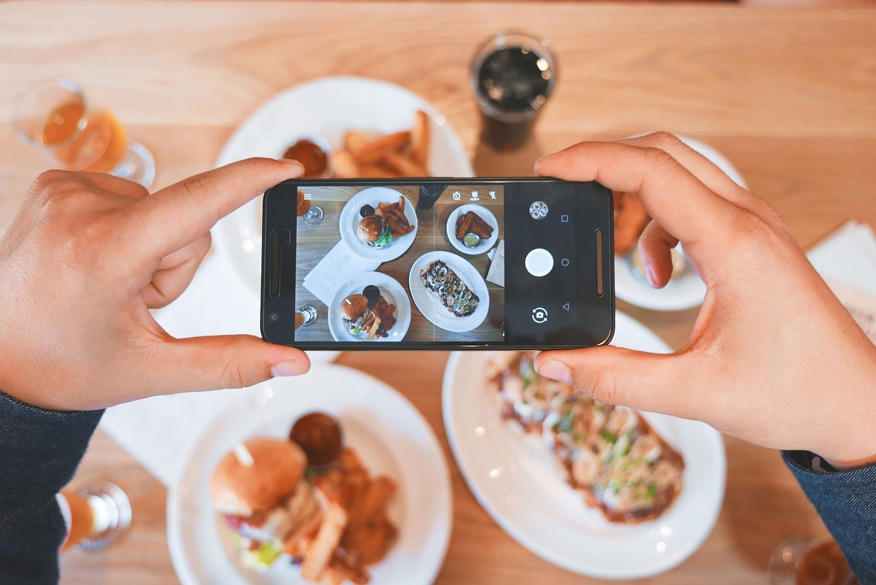 nutrition apps for food