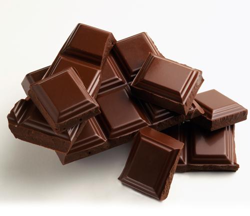dark chocolate for mental focus