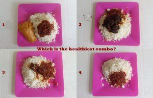 Healthiest Rice Combo
