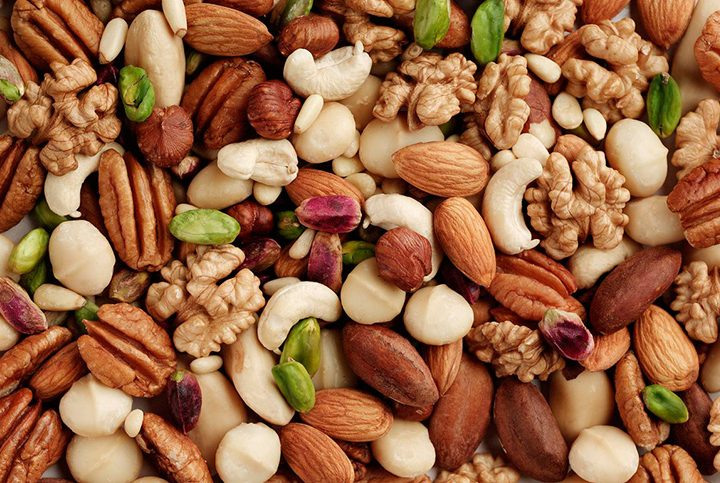 Go Nuts for The Health Benefits?