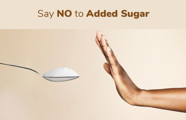 Say-No-To-Added-Sugar