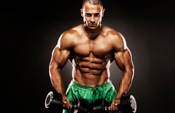 muscle-building-with-Human-Growth-Hormone
