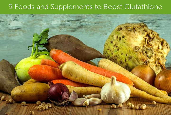 Glutathione: 9 Foods & Supplements to Boost Its Production