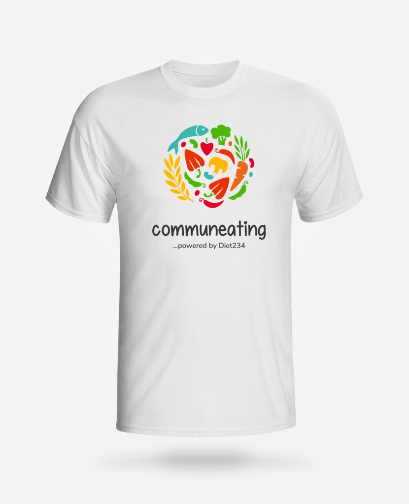 Communeating shirt