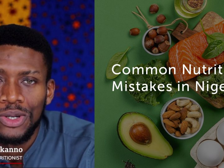 BBCNewsPidgin Interview on Common Nutrition Mistakes in Nigeria