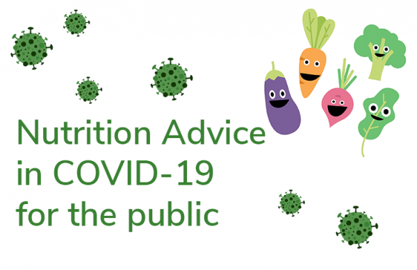 Nutrition Advice in COVID-19