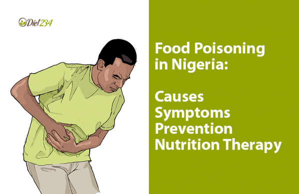 Food Poisoning in Nigeria - Diet234