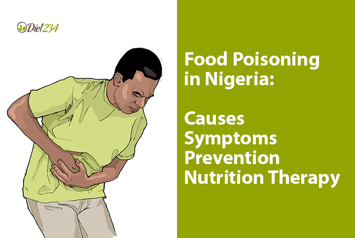 Food Poisoning in Nigeria: Causes, Symptoms and Prevention