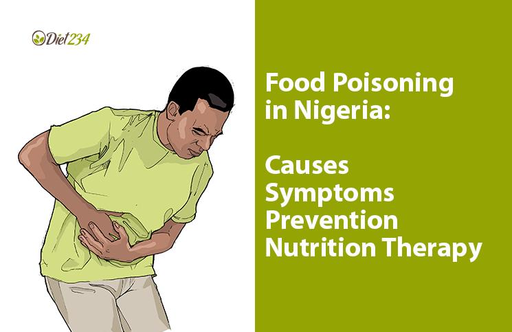 Food Poisoning in Nigeria - Diet234