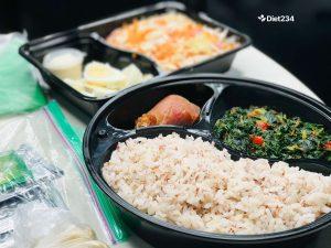 Parboiled Rice - Diet234