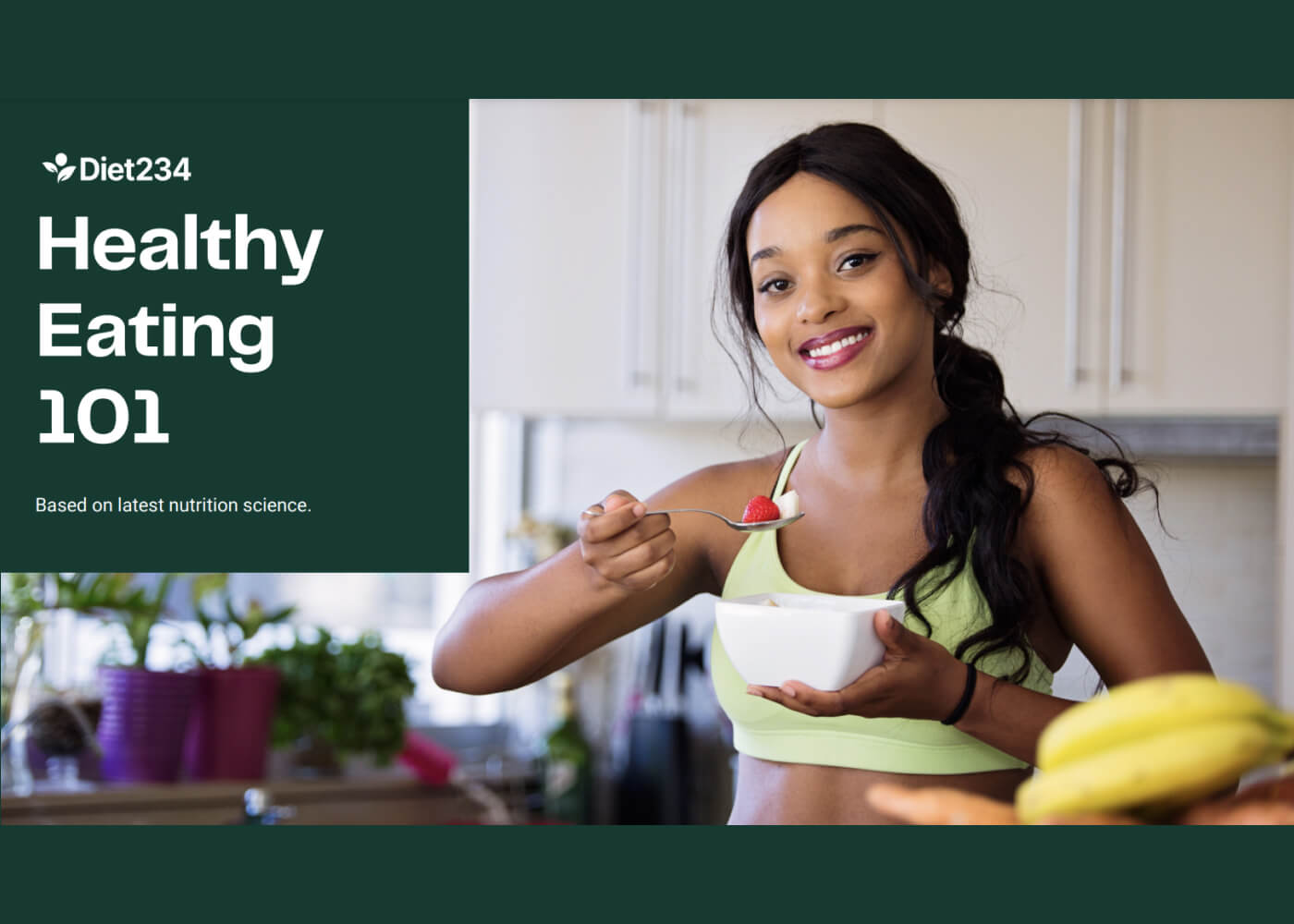 Healthy Eating 101 by Diet234
